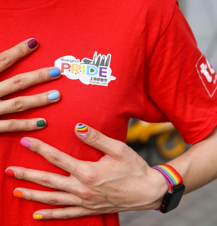 How Shanghai's LGBTQ Community Came Out for Pride Month