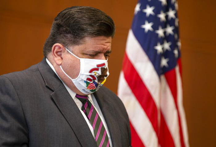 Illinois Governor JB Pritzker
