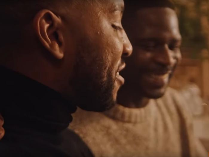 Watch: Etsy Holiday Ad Features Black Same-Sex Couple