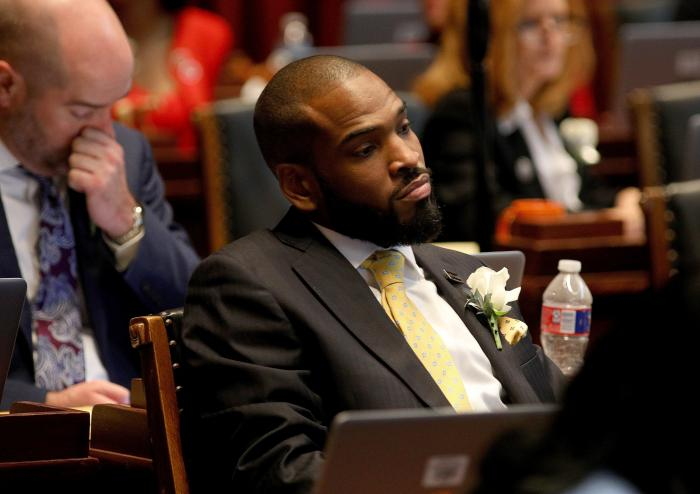 State Rep. Wiley Price IV, D-St. Louis