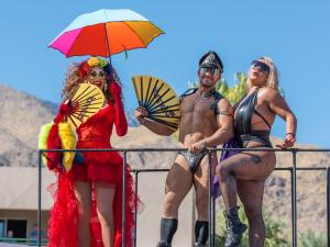 Palm Springs Pride 2020 To Celebrate Under the Theme  Exist. Resist. Persist.