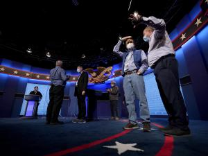 Viewers' Guide: After Chaotic Debate, Trump, Biden Try Again