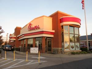 Chick-fil-A in Castro Valley? Let the Battle Begin