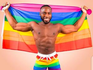 Son of Nigerian Anti-LGBTQ Pol Declares He's 'Gay AF' in Sexy Insta Post