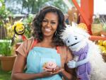Michelle Obama to Team Up With Puppets for a Kids' Food show