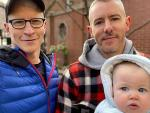 Watch: Co-Parenting's the Thing for Anderson Cooper and Live-in Ex- Benjamin Maisani