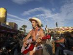 Watch: The Naked Cowboy Arrested While Performing at Bike Week